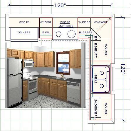 common kitchen design mistakes placing front controlled standard 10x10 kitchen all wood kitchen cabinets paprika