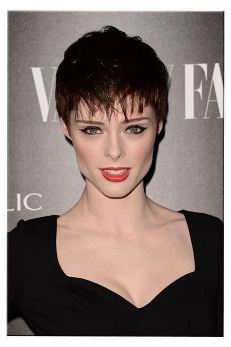 fotos de famosas y los cortes de pelo tendencia en 2016 fotos de pelos cortos 2016 famosas con pelo corto