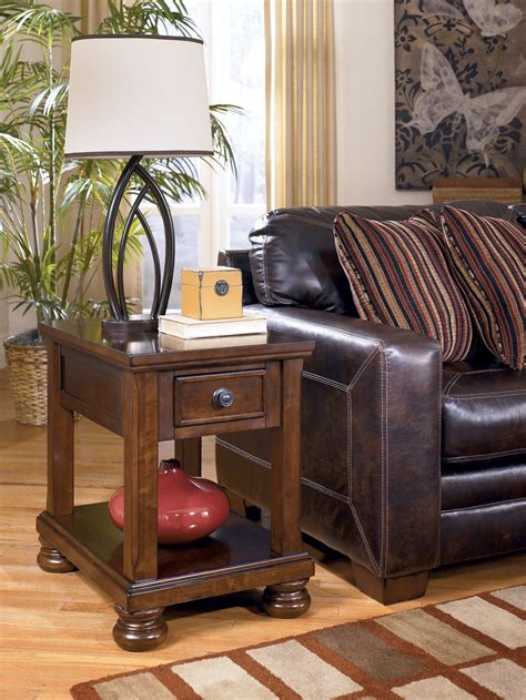 porter chairside end table porter chairside end table from t697 3 coleman