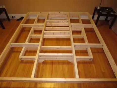 cama flutuante passoapasso tutorial diy