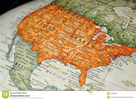 united states map globe globe or map of united states royalty free stock photo