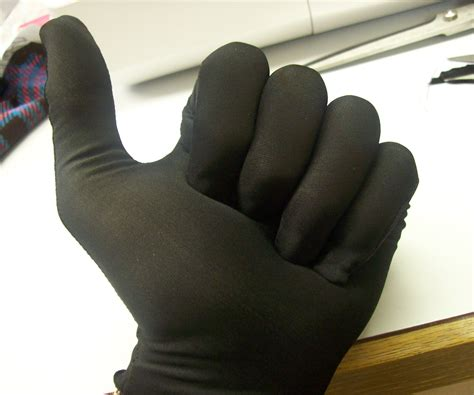 How To Make A Paper Glove - make gloves for yourself