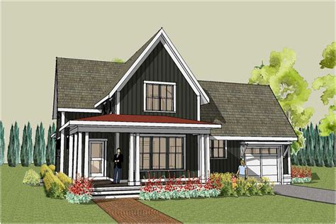 modern farmhouse floor plans interior design ideas