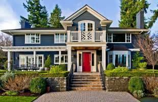 Home Exterior Colors 10 Ways To Bring Patriotic Touches Into Your Home