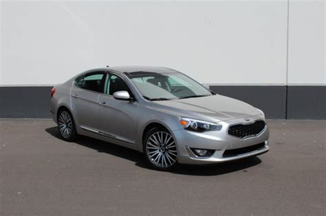How Much Is A Kia Cadenza 2014 Kia Cadenza Drive