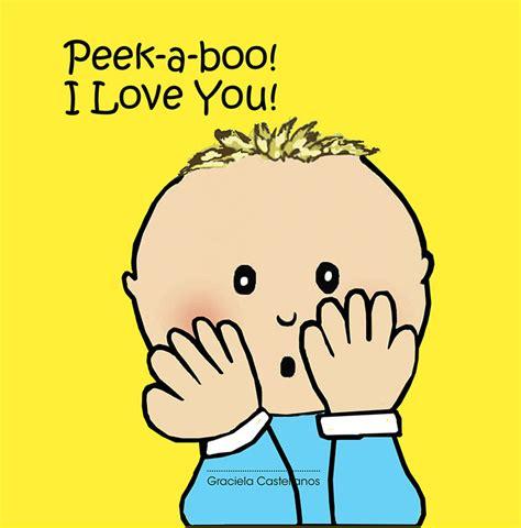 Peek A Booklove peek a boo i you languages4kidz