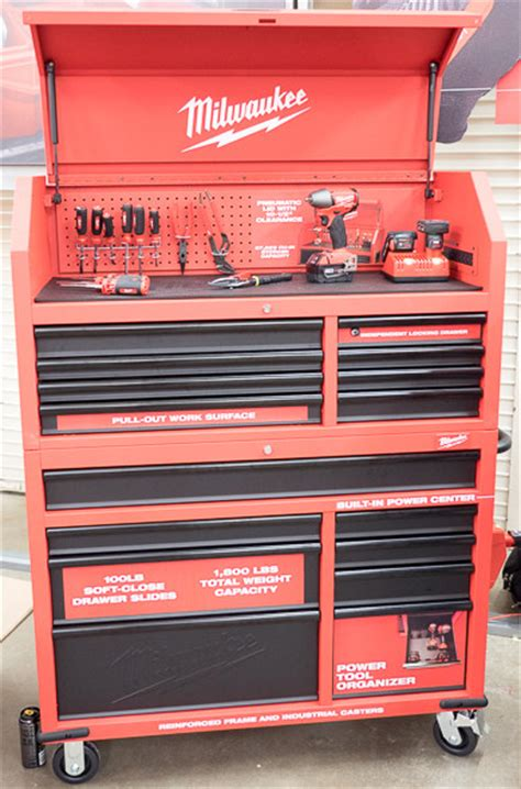 best deals on tool cabinets milwaukee 46 tool storage combo deal question
