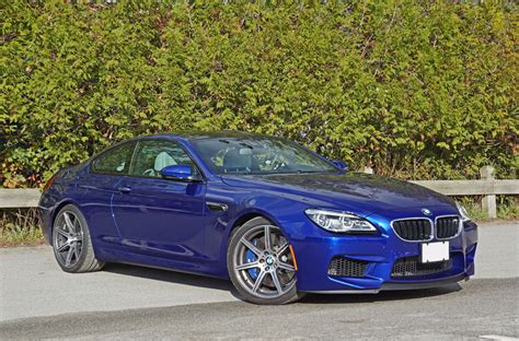 How Much Does A Bmw M6 Cost by 2016 Bmw M6 Coupe Road Test Review Carcostcanada