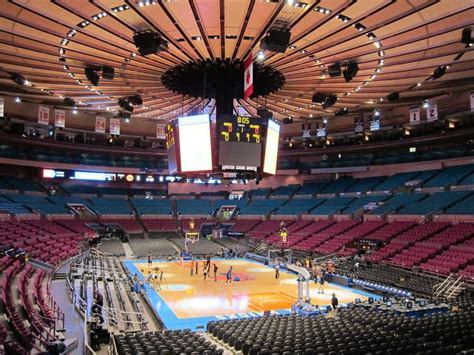 pictures    madison square garden  nba