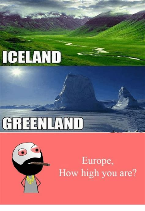 Iceland Meme - funny greenland memes of 2017 on sizzle logicalness