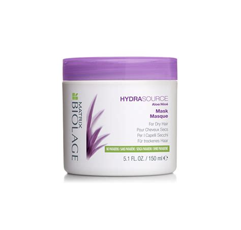Masker Matrix matrix biolage hydrasource mask 150ml hairsup nl professional hair supply