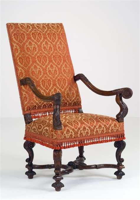 louis xiv stuhl fauteuil flamand d epoque louis xiv kollenburg antiquairs