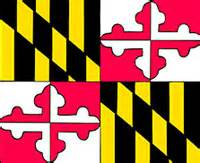 of maryland colors state flags generally don t they democratic