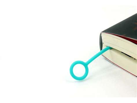 Silicone Playcard hangable silicone bookmark 4