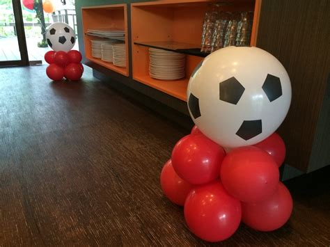 Party Decorations At Home balloon soccer ball that balloons