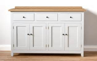 Kitchen Cabinet Freestanding 146cm Sideboard Dresser Base Free Standing Kitchen