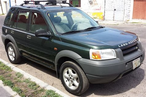 land rover 1999 land rover freelander 1999 review amazing pictures and