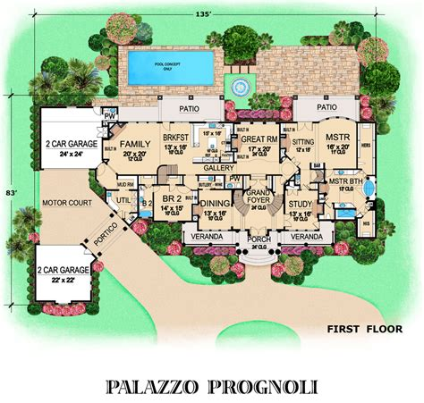 house plans for mansions cool house plans cool house design both interior and