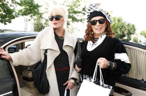 Absolutely Fabulous Fabsugar Want Need 44 by New Ab Fab Coming This Year With Saunders