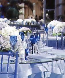blue wedding blue wedding blue cocktail ideas