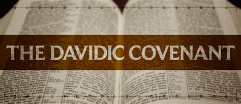 the covenant giving god the reins books the davidic covenant the unfolding of biblical eschatology