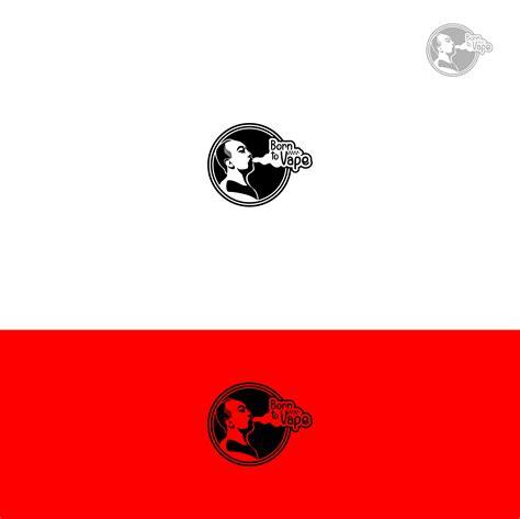 design logo vape sribu logo design logo desain untuk born to vape