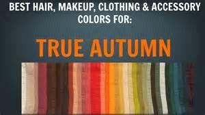 warm autumn color palette autumn color palette best hair makeup colors