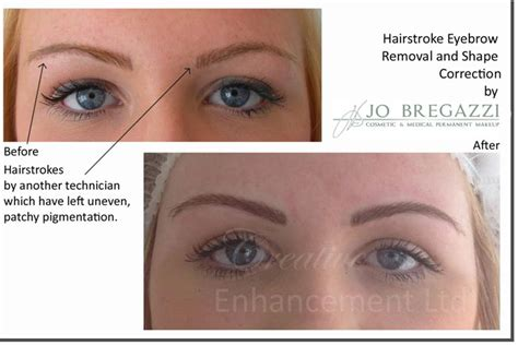 correction of permanent makeup mistakes jo bregazzi