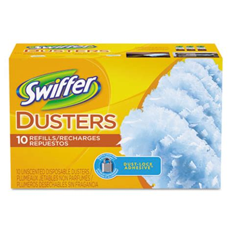 Disposable Floor Dusters - p g swiffer 174 disposable duster refill 10 ct per box