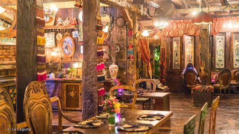 great themed bars cafes  restaurants  bali