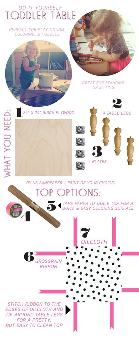 diy toddler activity table best 25 activity tables ideas on activity