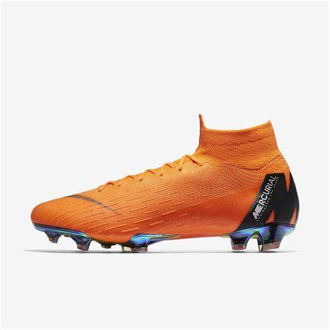Nike Mercurial Vapor Orange nike mercurial superfly 360 elite fg total orange