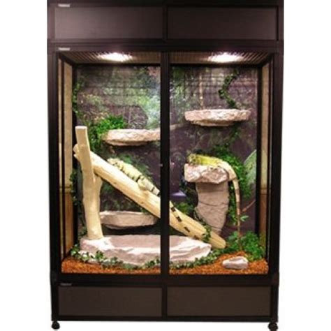 How To Setup A Home Office In A Small Space by Hr05 Reptile Cage 60 Quot H X 60 Quot L X 36 Quot D H3