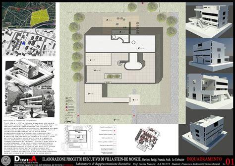Interior Design Write For Us Elaboration Project Villa Stein De Monzie Le Corbusier