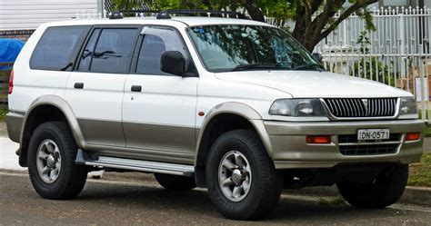 mitsubishi pajero modified mitsubishi pajero 1996 modified