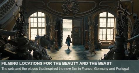 beauty and the beast location filming locations filming locations