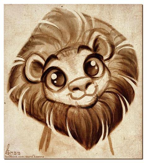 imagenes de leones kawaii las 25 mejores ideas sobre dibujos de leones en pinterest