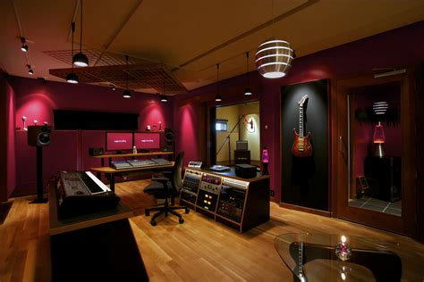 Home Recording Studio Doors From The Moment You Walk In The Door You Can Tell You Re