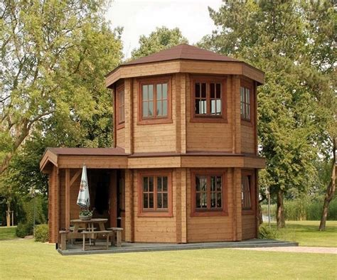 types of tiny houses pavilion tiny house 001 1 it s a 16 prefabricated log