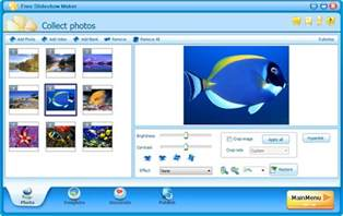 How Do U Make An App For Free by Free Slideshow Maker Download