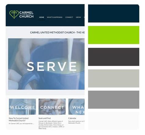 color palette ideas for websites 78 best images about church website color schemes on