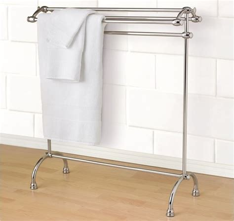 towel stands for bathrooms mercer towel stand modern towel racks stands by pottery barn