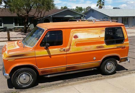 ford e100 1976 ford e100 econoline original 70s custom show