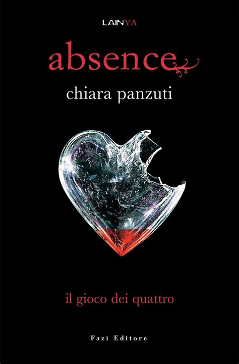 libro absence of being libro absence il gioco dei quattro di c panzuti lafeltrinelli