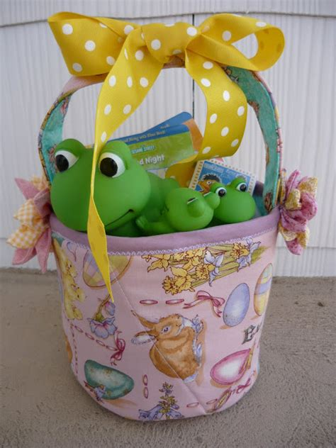 pattern for fabric easter basket small fry co fabric easter basket tutorial