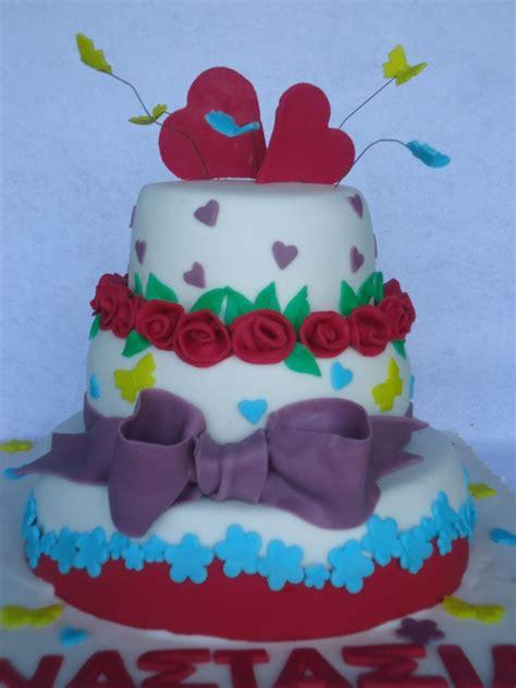 colorful birthday cake cakes  girls pinterest colorful birthday cake colorful