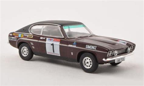 Diecast Miniatur Diecast Metal City Tour Mk 3 ford mk1 3000gt no 1 avon tour of great britain 1973