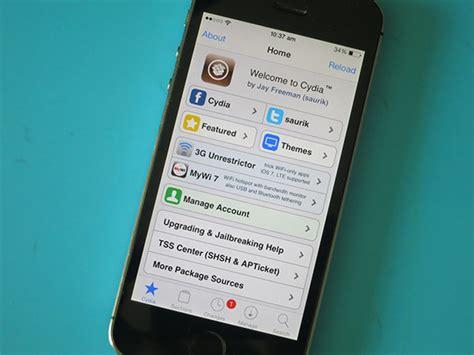 jailbreak iphone ipad  ipod touch