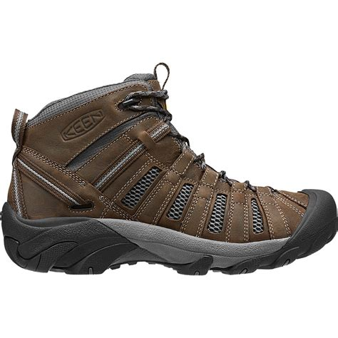 mens mid hiking boots keen voyageur mid hiking boot s ebay