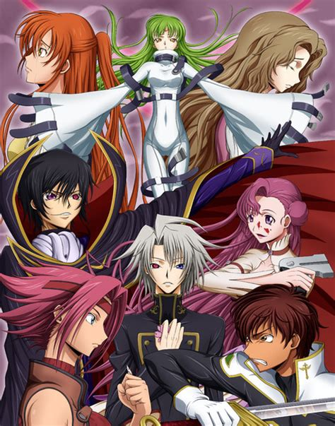 code geass lost colors コードギアス lost colors bleachist さんのイラスト ニコニコ静画 イラスト
